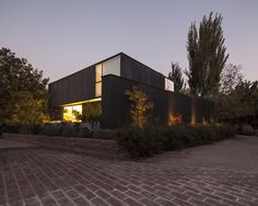 Gallery of Noguera House / Riesco+Rivera arquitectos - 12