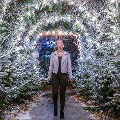 A Magical Winter Forest Is Heading To The City Of London This November Hot Buttered Rum, Liverpool Street, London City, Bomber Jacket, World, Winter, Image, Black, Asda