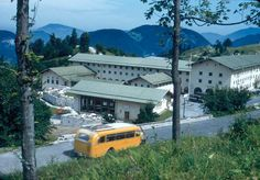General Walker Hotel, Berchtesgarden, Germany - We went on several vacations here when I was growing up.