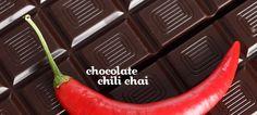 Chocolate Chili Chai by DavidsTea - this stuff is like hot cocoa Chocolate Chili, Davids Tea, Soy Lecithin, Cuppa Tea, Cocoa Butter, Tea Time, Food To Make, Yummy Food, Birthday List