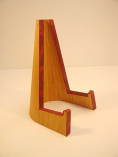 Wood Guitar Stand by ndoremus on Etsy