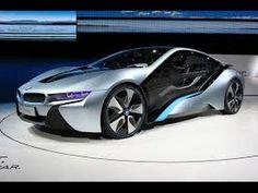 BMW Spyder i-8 Electric Car Concept