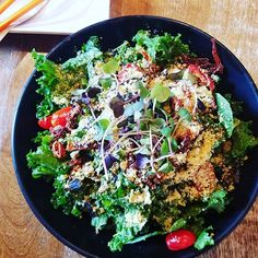 Vegan restaurants in Toronto Vegan Restaurants, Cobb Salad, Toronto, Canada, Health, Food, Health Care, Essen, Meals