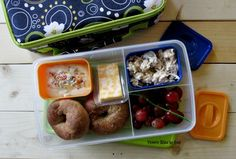 Fit&Fresh bento lunch kit review! #fit&fresh #bento #healthylunch