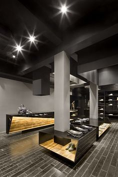 48ee642b5095 Aegis Flagship Store Shanghai by COORDINATION ASIA