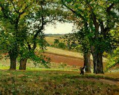 Pissarro Paintings N003
