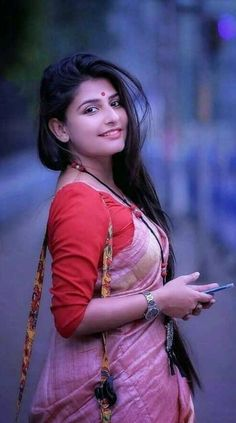 Image may contain: one or more people and people standing Beautiful Girl Indian, Beautiful Saree, Beautiful Indian Actress, Beautiful Gif, Beautiful Women, Snapchat Girls, Cute Photography, Portrait Photography, Saree Photoshoot