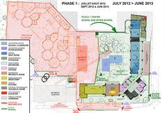 Sonia Delaunay School,Diagram Phase 1
