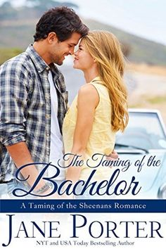 The Taming of the Bachelor by Jane Porter  Beautiful story about a restless spirit finally finding it's way home. Two people that are are on different paths in their lives may have crossed the point of no return. A single mother trying keep her head above water with all life has thrown at her is fascinated by the one person who has finally decided to dive in the pool of life and get his feet wet. The problem? Paige has fallen for Dillon  who is on the verge of leaving town.
