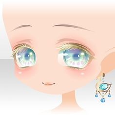 Anime Eyes, Manga Anime, Cocoppa Play, Anime Dolls, Star Girl, Doll Eyes, Source Of Inspiration, My Character, Anime Outfits