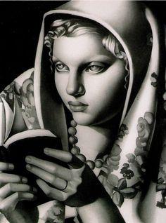 Tamara De Lempicka JEUNE FILLE AU CHALE POLONAIS, 1933 ...