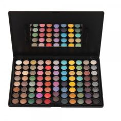 88 Color Matte Pearlescent Eyeshadow Palette #makeup #eyeshadow #homegoodsgalore