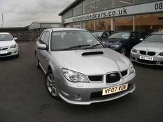 2007 Subaru Impreza 2.5 WRX 5dr | £6,248