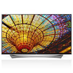 "#LGLimitlessDesign & #Contest  79"" Class (78.6"" Diagonal) Prime 4K UHD Smart 3D LED TV w/ webOS 2.0"