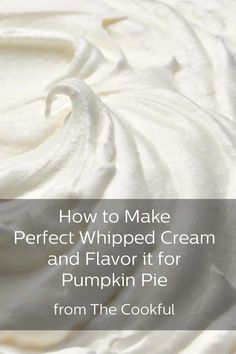 How To Make Whipped Cream - from a real family just trying to do their best to be healthy #pumpkinrecipes #pumpkinpierecipes #desserts #dessertrecipes Fun Desserts, Delicious Desserts, Dessert Recipes, Yummy Recipes, Spicy Nuts, Perfect Pumpkin Pie, Kinds Of Pie, Making Whipped Cream, Pumpkin Pie Recipes