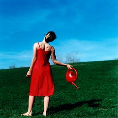 Watering Can, Self Portrait, 2004, Rockland, Maine | Dowling Walsh Gallery, Rockland, Maine