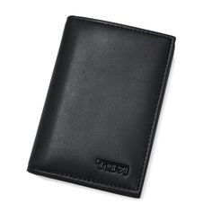 Tumi Delta Gusseted Card Case ID Wallet, Adult Unisex