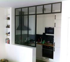 Nos réalisations de verrières d'intérieur atelier d'artiste