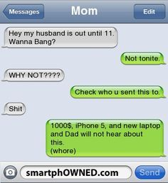 17 Dirty Cheaters Caught Red Handed - Autocorrect Fails and Funny Text Messages - SmartphOWNED