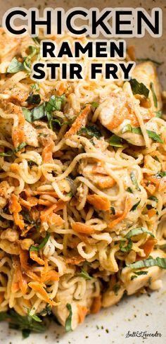 Asian Recipes, Beef Recipes, Soup Recipes, Vegetarian Recipes, Chicken Recipes, Healthy Comfort Food, Comfort Foods, Meal Ideas, Dinner Ideas
