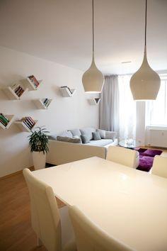 Jedálenská časť Conference Room, Ceiling Lights, Lighting, Table, Furniture, Home Decor, Meeting Rooms, Tables, Home Furnishings