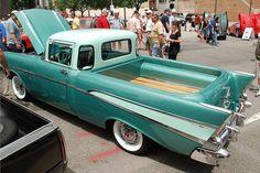 Custom '57 Chevy pickup