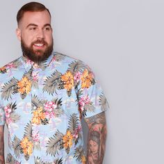 UK Based Big & Tall Retailer Bad Rhino offers stylish, affordable clothing with sizes to 8X. Find out what they have to offer in your size.