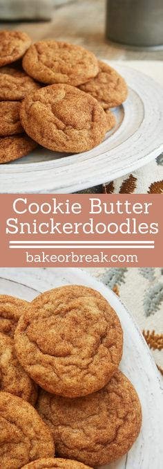 Best Spiced Cookie Butter Recipe on Pinterest
