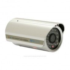"1/3"" Color CMOS , 600TVL    fixed 3.6mm lens, 24pcsΦ5 IR LED night vision distance 20-30m IR Waterproof Camera 3-Axis bracket,"