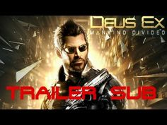 Deus Ex: Mankind Divided - Trailer oficial (subtítulos en español)
