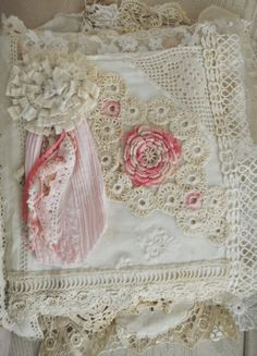 Lace Book by Doni  at Faith, Grace, and Crafts
