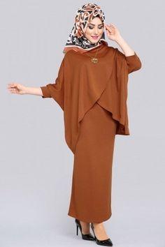 - Yarasakol Triple Combination Roof Tile Source by Hijab Style Dress, Modest Fashion Hijab, Abaya Fashion, Iranian Women Fashion, Islamic Fashion, Muslim Fashion, Fashion Drawing Dresses, Fashion Dresses, Modele Hijab