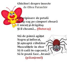 Montessori Activities, Educational Games, Kids Education, Diy And Crafts, School, Blog, Insects, Kids, Early Education