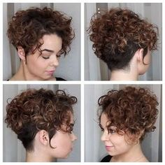 28 Sexy Short Curly Hairstyles & Haircuts for 2017