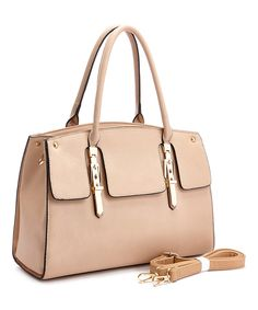 This Fabulous Age Bone Satchel by Fabulous Age is perfect! #zulilyfinds