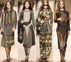 Etro Fall/Winter 2015-2016 Collection - Milan Fashion Week