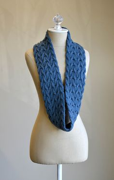 Ravelry: Wishing Cowl pattern by Universal Yarn