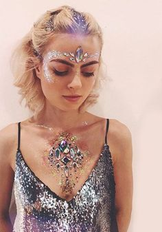 THE GYPSY SHRINE - ALL IN ONE BODY JEWEL : available in store and online @ adhoclondon.co.uk