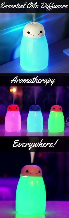 Free Shipping! Enjoy the many benefits of aromatherapy with this adorable diffuser. Simply add your favorite essential oils.