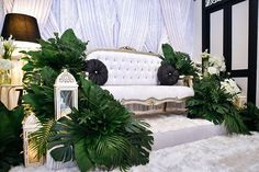 Many people believe that there is a magical formula for home decoration. Wedding Mood Board, Wedding Stage, Art Deco Wedding, Wedding Set, Wedding Bells, Diy Backdrop, Backdrop Decorations, Wedding Decorations, Bride Groom Table