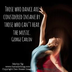 Hear the music #dance #quotes #dancequote