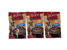 Purina Alpo T Bonz Porterhouse Flavor 4.5 Oz (3 Pack) ** Read more reviews of the product by visiting the link on the image. (This is an affiliate link and I receive a commission for the sales) #DogLovers