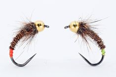 Bellow are out Top 5 Nymphs that we use when fishing season starts. During years of fishing I selected only a few nymphs that I use together with my friends and team members.These flies gave me fish all the time. No matter if I went for fishing in Poland, Romania, Slovakia, Slovenia, Austria or Italy,Continue Reading