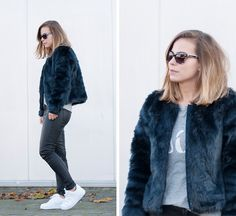 Jules V - Nike Shoes - Fluffy coats and comfy shoes