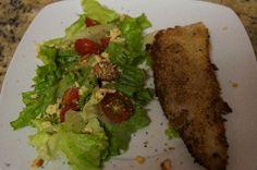 Uma ótima receita de peixe- delicioso e saudável