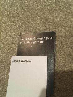 Cards against muggles has some great combos Cards Against Humanity Funny, Harry Potter Cards, Person Drawing, The End Game, Play Online, Funny Games, Party Games, Games To Play, Hogwarts
