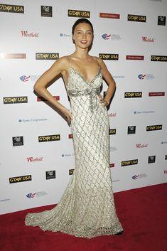 Miranda Kerr Photos: G'Day: Australia Week 2008 Black Tie Gala