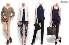 SIMPLIFIED-FASHION: HOW TO DRESS FOR YOUR BODY SHAPE- APPLE