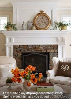 This is the fireplace I want in the bedroom!