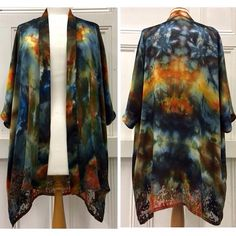 Meiji designs based in York. Create bespoke hand-made, hand-dyed silk designs - from pocket squares to kimonos to scarves! Choose your colours - show stopping! http://www.meiji-designs.co.uk